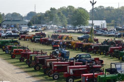 2018 Tractors- Featured Massey Harris & Massey Ferguson
